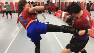 Muay Thai Classes