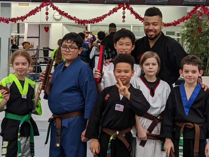 kids martial arts classes in brooklyn