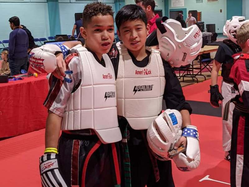 kids muay thai classes in brooklyn