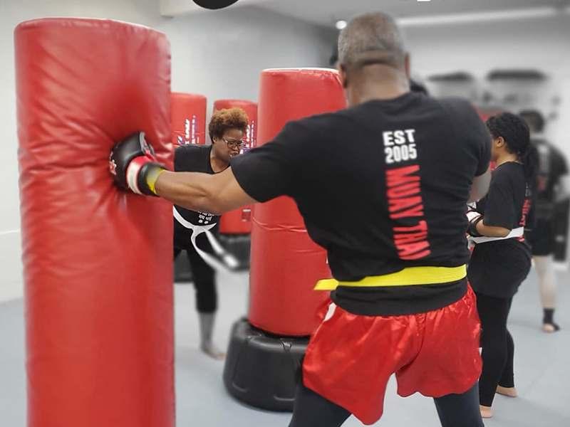 muay thai training Brooklyn
